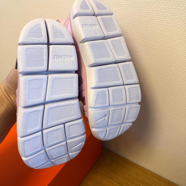 NIKE(ナイキ)のタイムセール【新品】14.0㎝ ダイナモフリー NIKE キッズ/ベビー/マタニティのベビー靴/シューズ(~14cm)(スニーカー)の商品写真