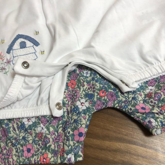 NEXT(ネクスト)の人気♡ ロンパース セット ♡ ベビーギャップ H&M キッズ/ベビー/マタニティのベビー服(~85cm)(ロンパース)の商品写真