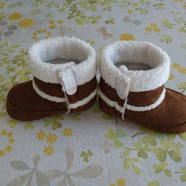 ベビーブーツ 12.5センチ キッズ/ベビー/マタニティのベビー靴/シューズ(~14cm)(ブーツ)の商品写真
