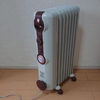 デロンギ(DeLonghi)の極美品中古 デロンギ DēLonghi オイルヒーター JR0812(オイルヒーター)