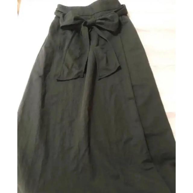 GU(ジーユー)のGU スカート 値段交渉◎ レディースのスカート(ロングスカート)の商品写真