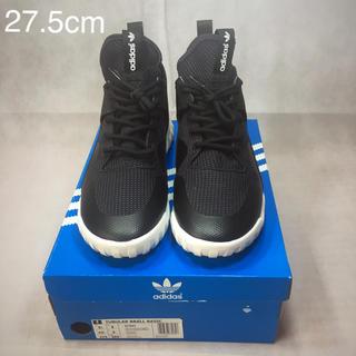 アディダス(adidas)の【アディダス adidas】 チューブラー US9.5 27.5cm ブラック(スニーカー)