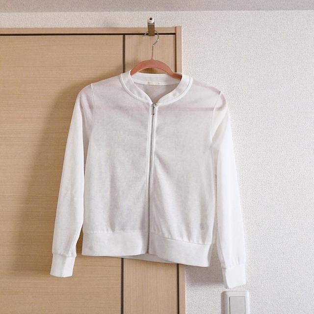 GU(ジーユー)のブルゾン レディースのジャケット/アウター(ブルゾン)の商品写真
