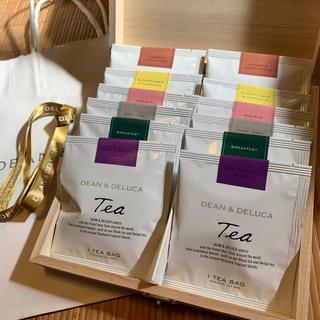 ディーンアンドデルーカ(DEAN & DELUCA)の人気のディーン&デルーカ(DEAN & DELUCA)のルピシア 紅茶セット(茶)