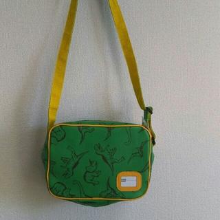 【【【えいな様専用】】】新品【男の子 通園バッグ 恐竜 ショルダーバッグ】(通園バッグ)