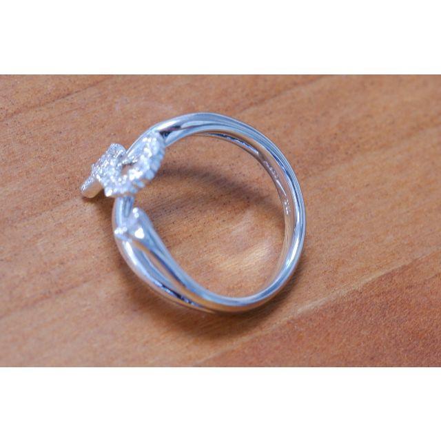 小寺智子 Pt900 ダイヤモンド 0.24ct リング KODERA 6号 レディースのアクセサリー(リング(指輪))の商品写真