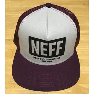 ネフ(Neff)のNEFF ネフ キャップ(キャップ)
