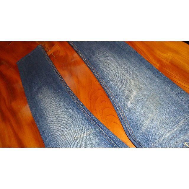 TAVERNITI SO JEANS(タヴァニティソージーンズ)の¥2580・TAVERNITI  SO JEANS・メタル装飾・25インチ レディースのパンツ(デニム/ジーンズ)の商品写真
