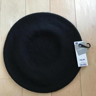 ジーユー(GU)のベレー帽(ハンチング/ベレー帽)