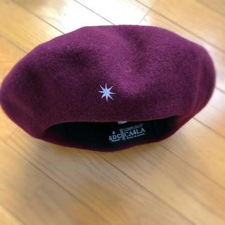 ジーディーシー(GDC)のGDC カシラ ベレー帽(ハンチング/ベレー帽)