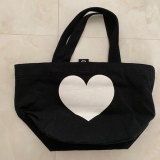 ザラ(ZARA)のトコパシフィック ハート バレンタイン トート ランチバッグ サブバッグ(トートバッグ)