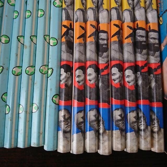 中古鉛筆  2B エンタメ/ホビーのアート用品(鉛筆)の商品写真