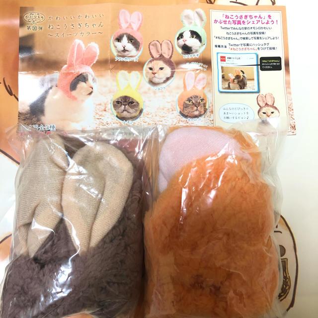 猫の被り物 ペンライトカバー♡ エンタメ/ホビーのおもちゃ/ぬいぐるみ(キャラクターグッズ)の商品写真