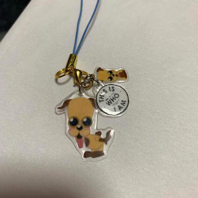 AAA(トリプルエー)のJIROkun ハンドメイド ストラップ♡ エンタメ/ホビーのタレントグッズ(ミュージシャン)の商品写真