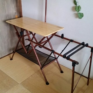 コールマン(Coleman)のコールマン コンフォートマスター ワンタッチキッチンテーブル(テーブル/チェア)