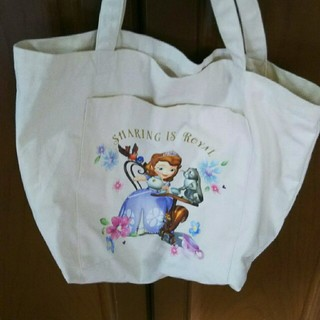 ディズニー(Disney)の可愛い手提げ袋(バッグ/レッスンバッグ)