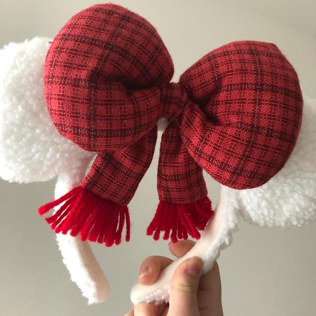 Disney(ディズニー)のディズニーカチューシャ レディースのヘアアクセサリー(カチューシャ)の商品写真
