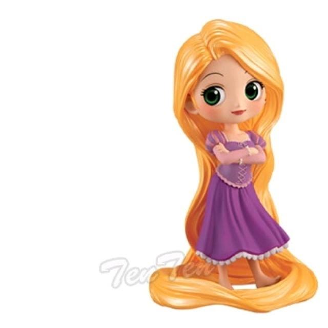 Disney(ディズニー)の値下げ交渉OK posuketo ラプンツェル エンタメ/ホビーのおもちゃ/ぬいぐるみ(キャラクターグッズ)の商品写真