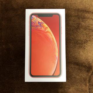 アイフォーン(iPhone)のiPhoneXR SIMフリー(スマートフォン本体)
