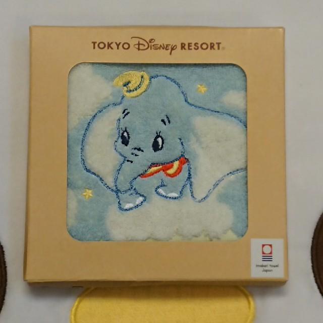 Disney(ディズニー)の今治タオル ダンボ 新品未使用 ディズニー エンタメ/ホビーのアニメグッズ(タオル)の商品写真