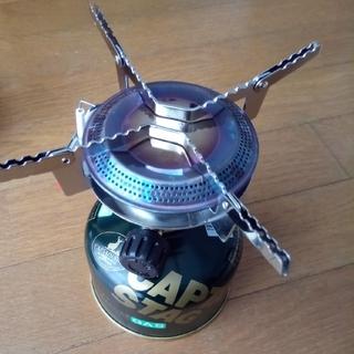 キャプテンスタッグ(CAPTAIN STAG)の小型バーナーコンロ◎キャプテン スタッグ(ストーブ/コンロ)