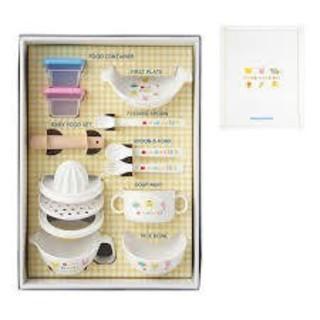 ミキハウス(mikihouse)の新品未開封 ミキハウス離乳食セット(離乳食器セット)