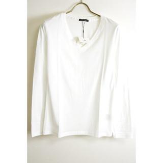 ドレストリップ(Drestrip)の新品 ドレストリップ  パイピングVネックカットソー 1(Tシャツ/カットソー(七分/長袖))