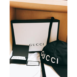 グッチ(Gucci)のGUCCIキャップ(キャップ)
