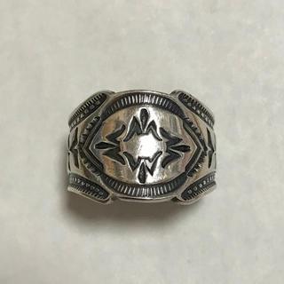 マライカ(MALAIKA)のゲーリーリーブス ナバホ リング(リング(指輪))