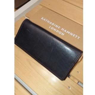 キャサリンハムネット(KATHARINE HAMNETT)の財布 キャサリン・ハムネット(長財布)