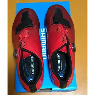 シマノ(SHIMANO)のシマノ サイクルシューズ RC-7 2017年モデル サイズ41 SPD-SL(ウエア)