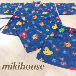 ミキハウス(mikihouse)のミキハウス 甚平 110cm(甚平/浴衣)