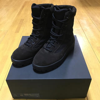 アディダス(adidas)のYeezy Season 4 Military Boot (EU42/Oil)(ブーツ)