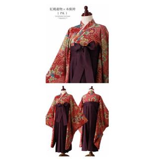 キャサリンコテージ(Catherine Cottage)の新品未使用 キャサリンコテージ 袴 160cm 卒業式 小学生 ジュニア(和服/着物)