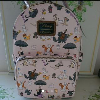 Disney - ラウンジフライ マリー バックパック