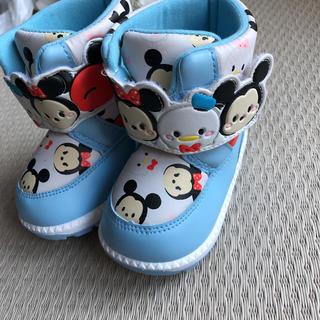 ディズニー(Disney)のブーツ ツムツム 13センチ 可愛い スノーブーツ ウィンターブーツ つむつむ(ブーツ)