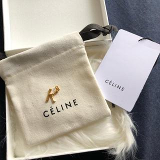 セリーヌ(celine)のCeline イニシャルチャーム スモール アルファベット K(チャーム)
