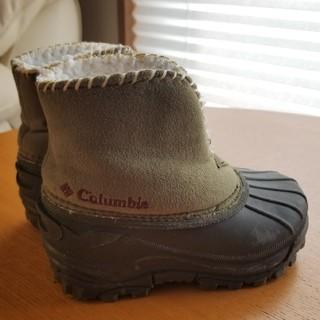 コロンビア(Columbia)のColumbia   コロンビア  スノーブーツ   キッズ    15cm(ブーツ)