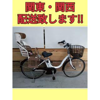 68 あきぽん様 専用 アシスタ 6.6Ah 新基準 26インチ 電動自転車(自転車本体)