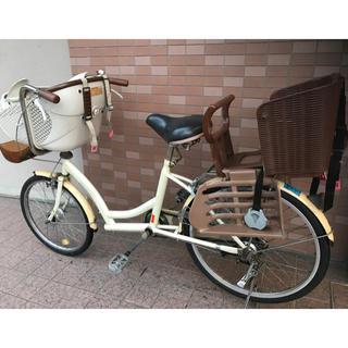 Loeku様 専用になります!自転車 子供乗せ 3人乗り 後ろ乗せ 大阪 (自転車本体)