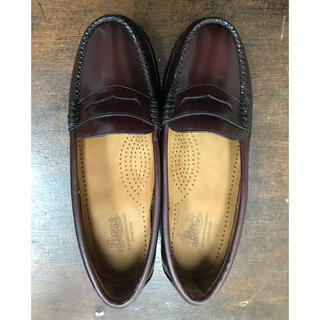 ジーエイチバス(G.H.BASS)のG.H.BASS ジーエイチバス ローファー 22.5(ローファー/革靴)