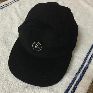 アニエスベー(agnes b.)の希少 アニエス・ベー キッズキャップ(帽子)