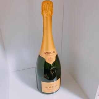 クリュッグ(Krug)の【ジャスティス様 専用】クリュッグ グランド キュヴェ 750ml (シャンパン/スパークリングワイン)