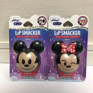 ディズニー(Disney)のリップクリーム (リップバーム) ミッキー&ミニー(リップケア/リップクリーム)