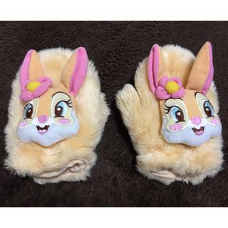 ディズニー(Disney)のミスバニー ミトン手袋(手袋)
