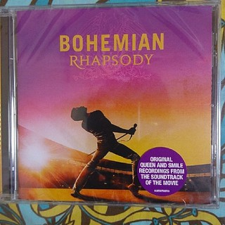 Bohemian Rhapsody OST/Queen(映画音楽)