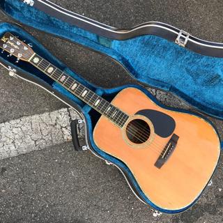 K.yairi YW-1000 1976 Vintage ハカランダ 純正HC付(アコースティックギター)