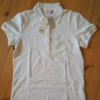 ユニクロ(UNIQLO)のカノコポロシャツL (ポロシャツ)
