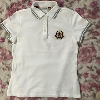 モンクレール(MONCLER)のモンクレールのポロシャツ(ポロシャツ)