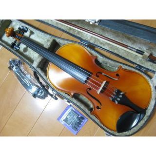スズキ(スズキ)の高級 国産バイオリン SUZUKI No.280 4/4 新品付属品セット(ヴァイオリン)